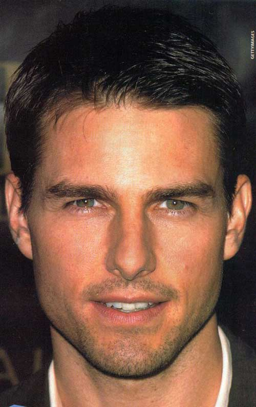 Tom Cruise Short Hairs-13