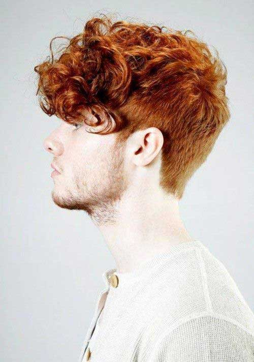 Hairstyle Ideas For Men With Curly Hair The Best Mens