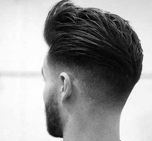 Medium Hairstyles for Men-15