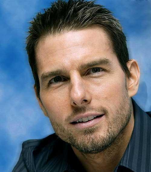Tom Cruise Short Hairs-16