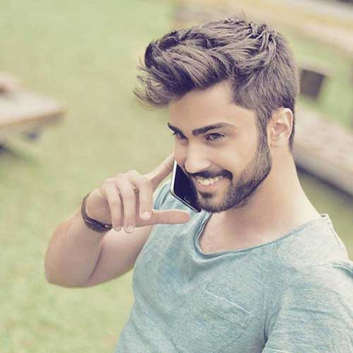 Popular Male Short Hairstyles-17