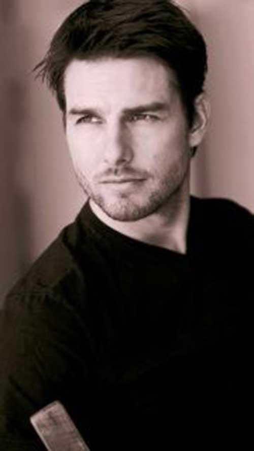 Tom Cruise Short Hairs-17