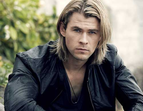 Hairstyles for Men with Long Hair-18