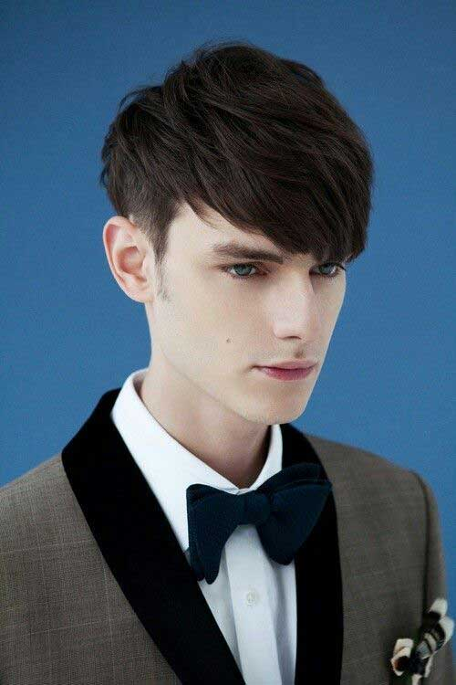 Medium Hairstyles for Men-18