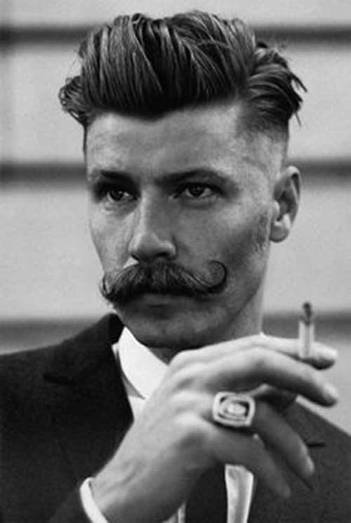Fresh 1920 Hairstyles Men On Hairstyle Design Ideas With