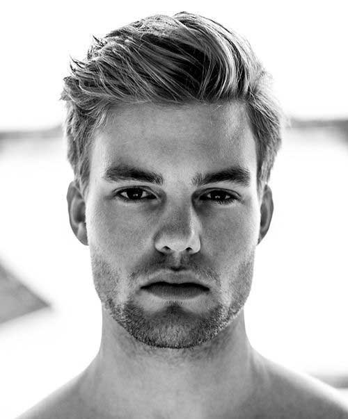 Popular Male Short Hairstyles-18