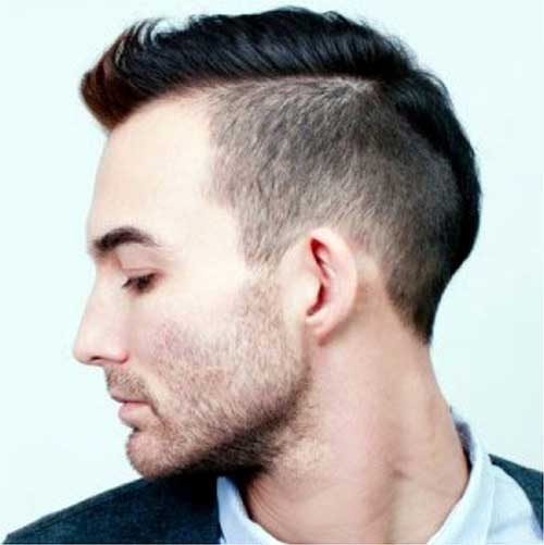 Male Hairstyles 2015-19