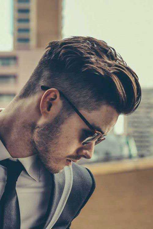 Popular Male Short Hairstyles-19