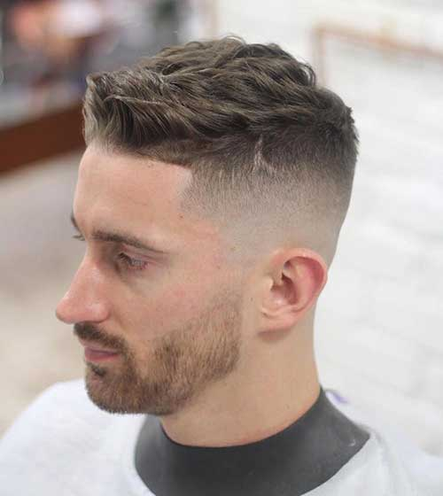 35 Short Haircuts for Men 2016