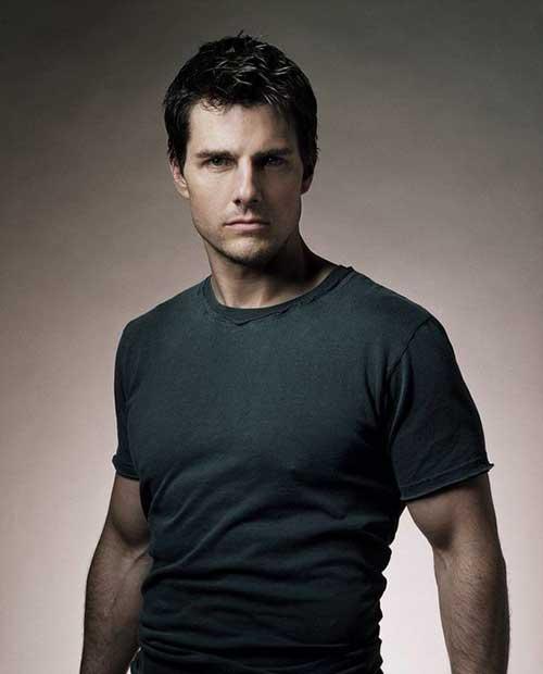Tom Cruise Short Hairs-19