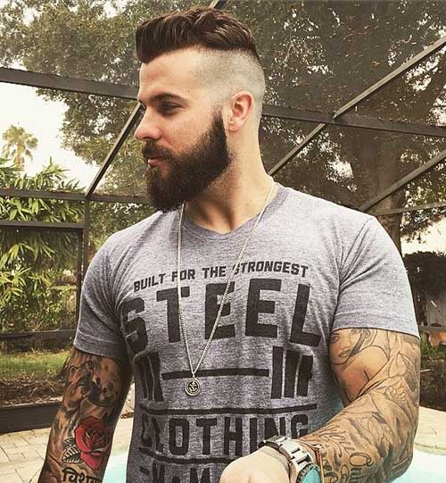 Undercut Hairstyles Men-19