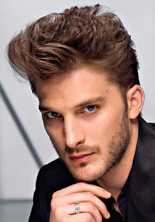 Male Hairstyles 2015-20