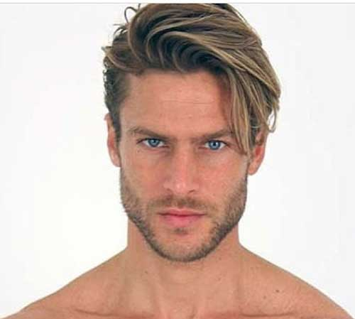 Medium Hairstyles for Men-20