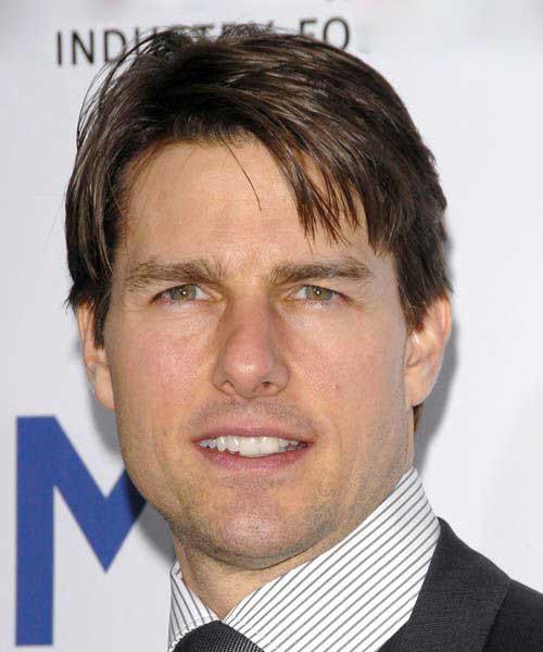 Tom Cruise Short Hairs-22