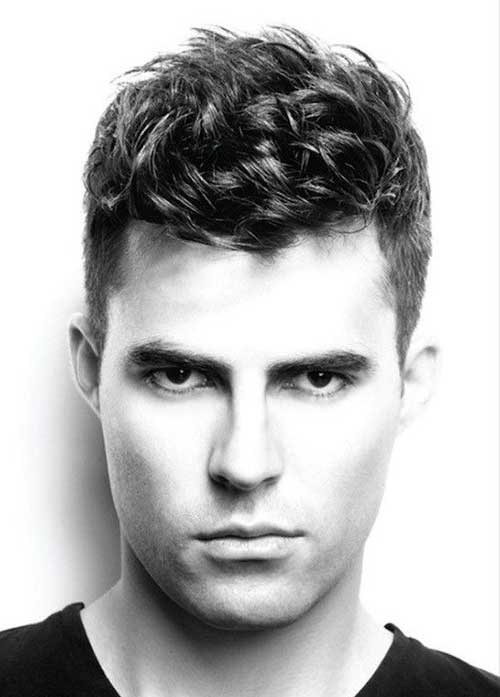 Terrific Hairstyles For Men Curly Hair Hair Grab Hairstyles For Men Maxibearus
