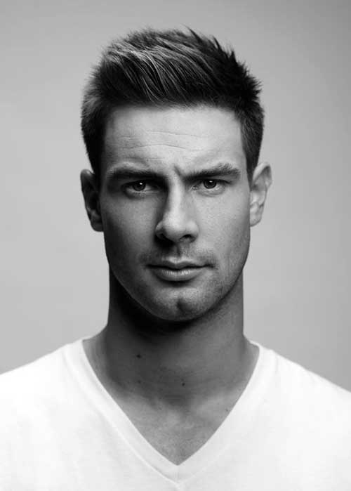 Popular Male Short Hairstyles-23