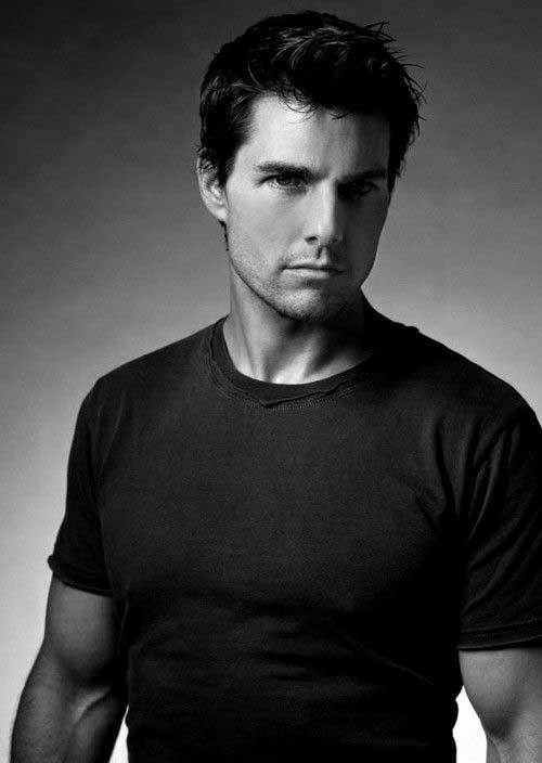 Tom Cruise Short Hairs-23