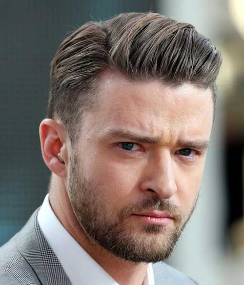 25 Popular Haircuts For Men 2018: 40 Popular Male Short Hairstyles