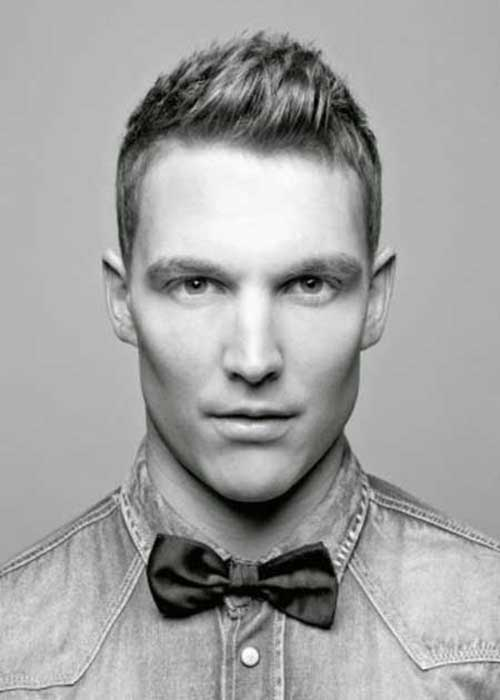 Short Haircuts for Men 2015-24