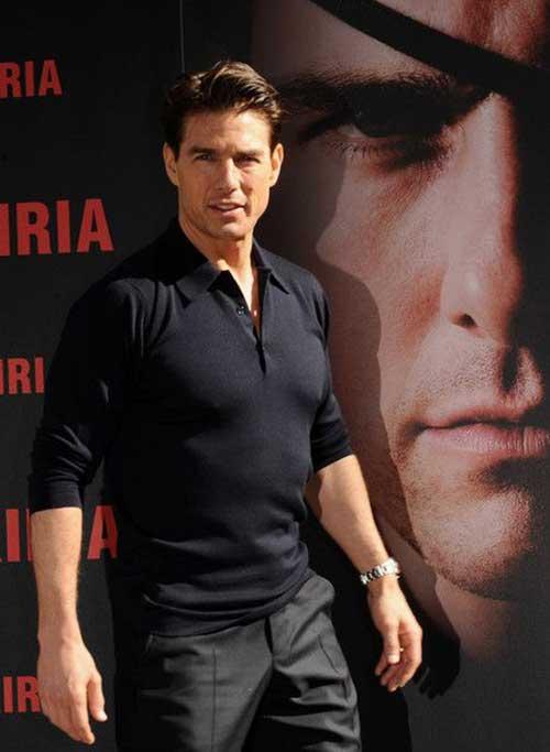 Tom Cruise Short Hairs-25
