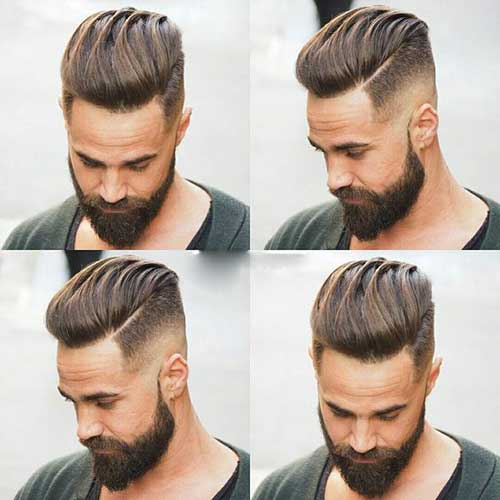 Popular Male Short Hairstyles-27