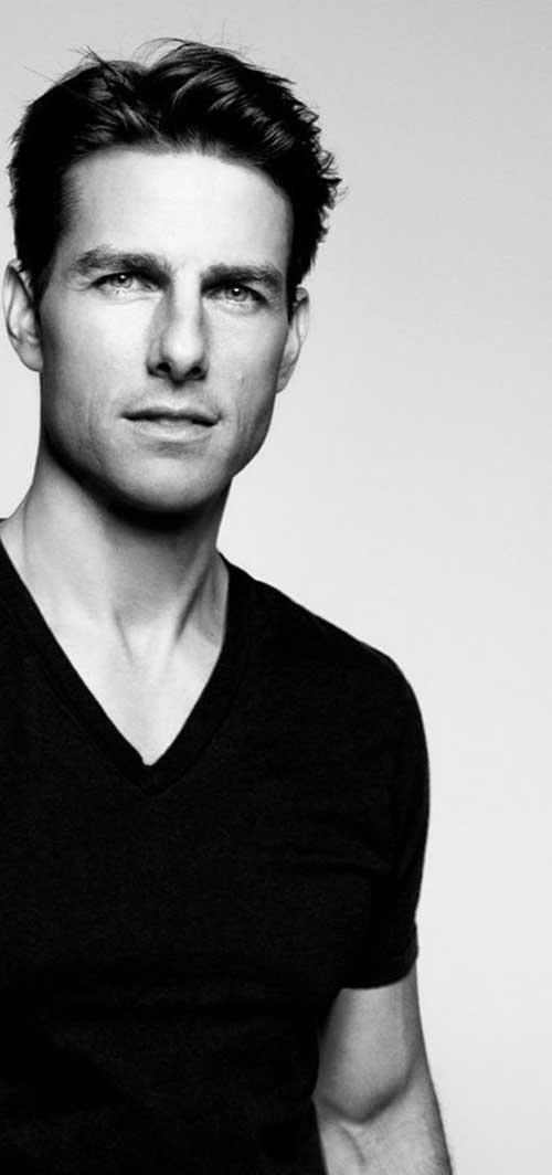 Tom Cruise Short Hairs-28