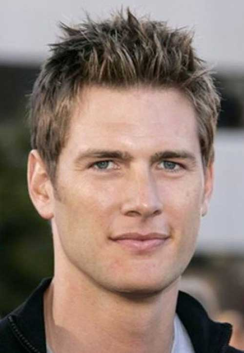 30 Mens Short Hairstyles 2015 - 2016