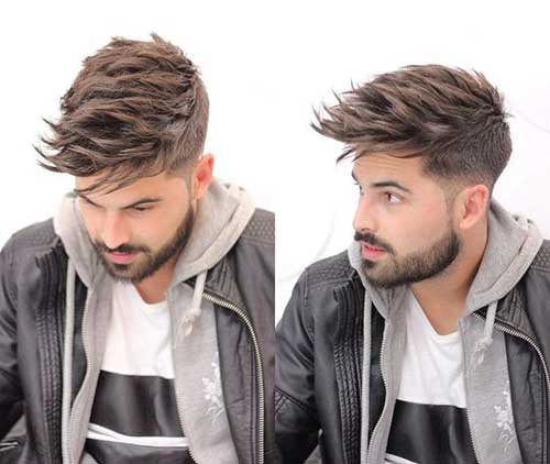 Popular Male Short Hairstyles-31