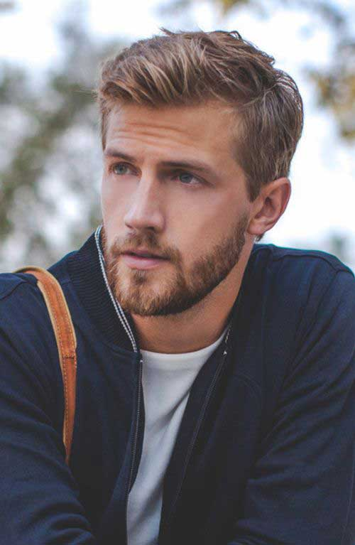 Popular Male Short Hairstyles-32