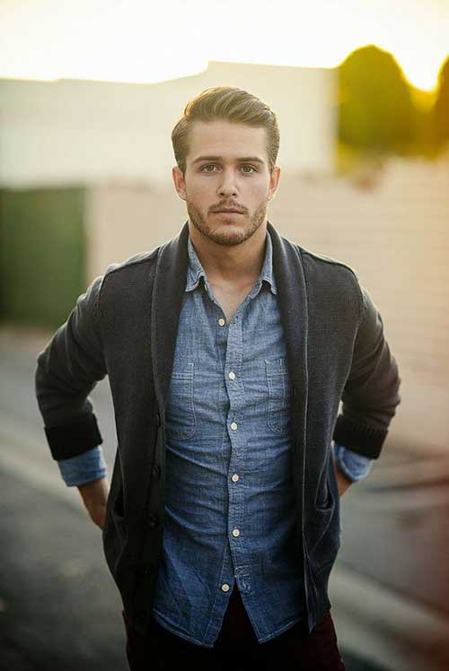 Popular Male Short Hairstyles-36