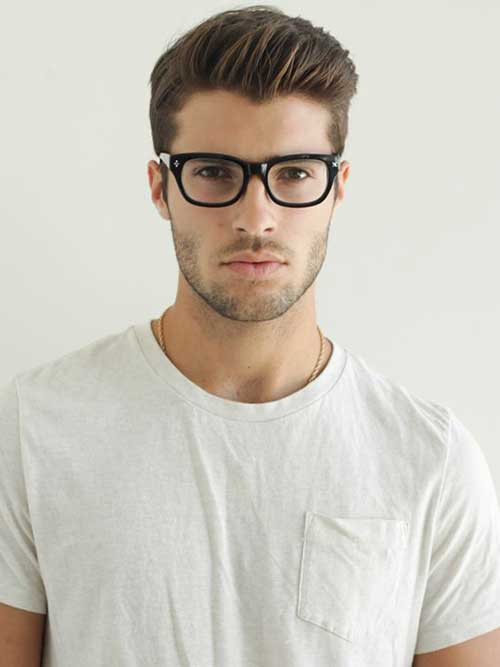 Popular Male Short Hairstyles-37