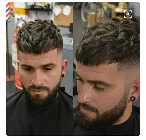 Faded Haircuts for Men-6