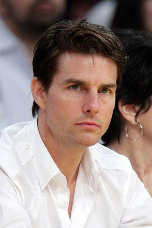 Tom Cruise Short Hairs-6