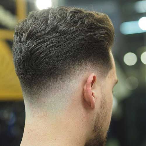 Faded Haircuts for Men-7