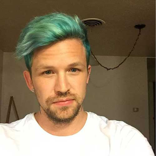 Men Hair Colors-7