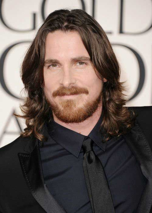 Hairstyles for Men with Long Hair-7