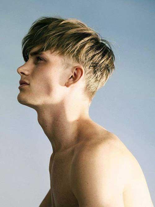 Medium Hairstyles for Men-7