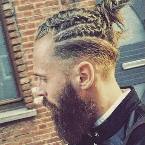 Different Braided Hairstyles For Men The Best Mens