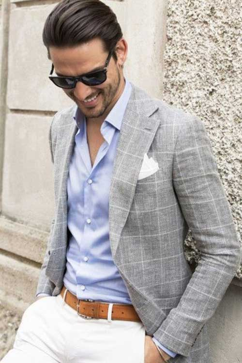 Business Men Hairstyles For A Classy Look Mens