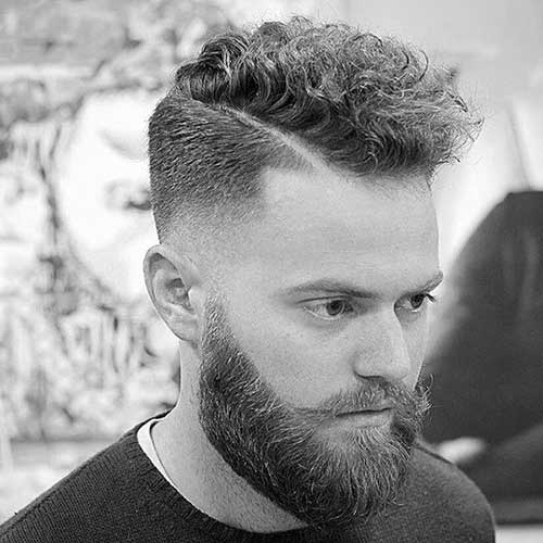 Cool 25 Haircuts For Men With Curly Hair Mens Hairstyles 2016 Short Hairstyles Gunalazisus
