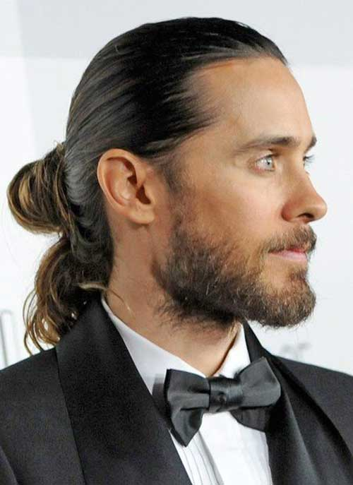 Hairstyles for Men with Long Hair-8