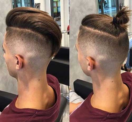 Medium Hairstyles for Men-8