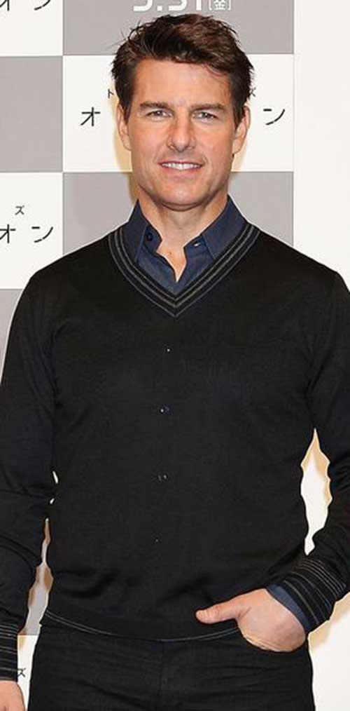 Tom Cruise Short Hairs-8