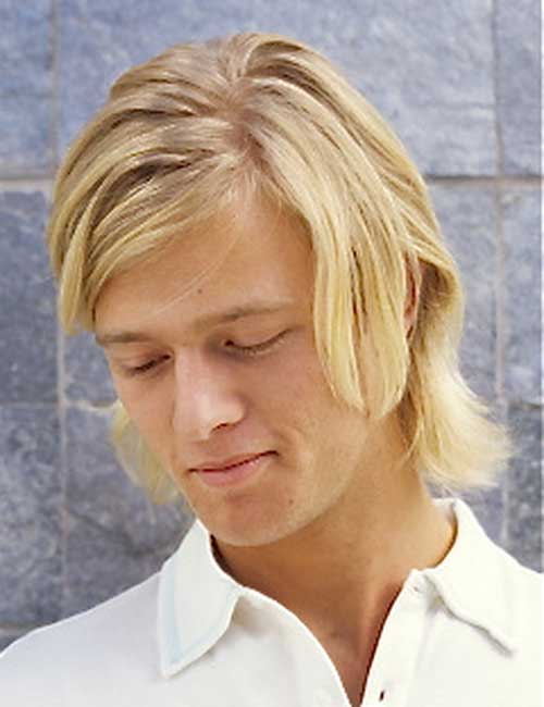 Hairstyles for Men with Long Hair-9