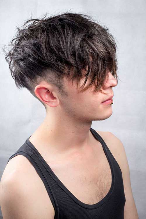Medium Hairstyles for Men-9
