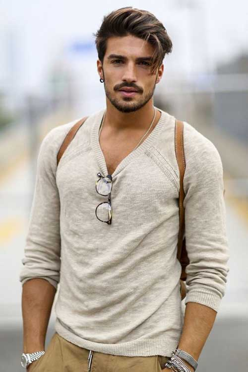 Popular Male Short Hairstyles-9