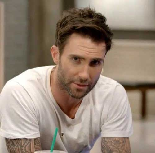 25 Adam Levine Hairstyles