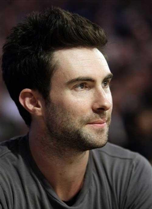 Adam Levine Hairstyle