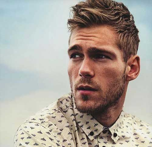 35 Male Hairstyles 2015 – 2016