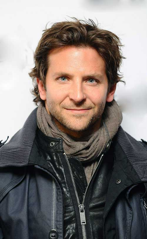 Bradley Cooper Hair Cut